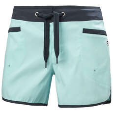 "Helly Hansen Short Solen Watershorts Femme 5 "" - Glacier"