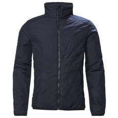 Giacca Musto Corsica Primaloft Funnel - Navy Ii