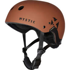 Casque Mystic Mk8X Kite & Wakeboard  - Rouge Rouille