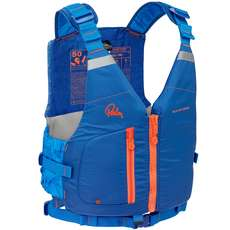 Ayuda A La Flotabilidad Palm Meander High Back Pfd  - Cobalt