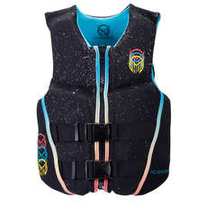 Ho Sports Junior Pursuit Neo Chaleco De Esquí Acuático - Negro