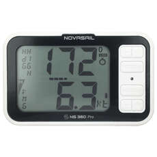 Novasail NS360 Pro - Magnetic / GPS Compass Speedo