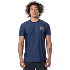 T-Shirt Ample Coupe Ample Rip Curl Wilder  - Marine - Wle9Hm