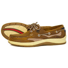 Apache Moose Ketch Deck Shoes - Sandstone