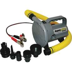 Aquaglide 12 Volt Turbo Pump Inflator