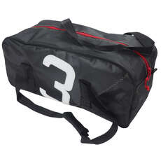 Bainbridge Sports Sailcloth Sail Number Sailing Bag - Black - 35 Ltr