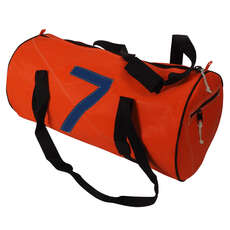 Bainbridge Premium Sailcloth Sail Number Sailing Bag - Orange - 43 Ltr