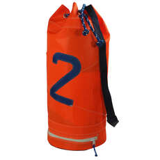 Bainbridge Sailcloth Sail Number Duffel Sailing Bag - Naranja - 43 Litros