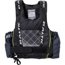 Baltic Junior Dinghy Pro Gilet De Sauvetage - Noir