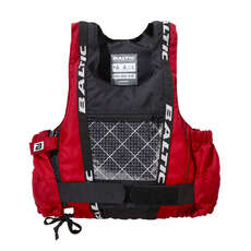 Baltic Junior Dinghy Pro Buoyancy Aid - Red/Black