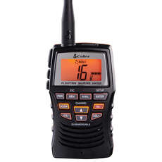 Cobra HH150 Handheld Floating VHF Radio
