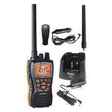 Cobra HH500 Handheld Waterproof Floating Bluetooth VHF Radio