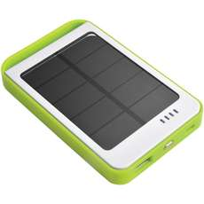 Cobra Compact Usb Solar Charger & Power Pack - 6000Mah