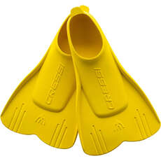 Cressi Mini Light Childrens Swimming Fins - Yellow
