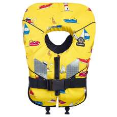 Crewsaver Euro 100N Baby/Child Lifejacket - Yellow