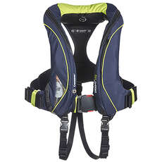 Crewsaver Ergofit + 290N Os Lifejacket - Harness Light & Halo Hood