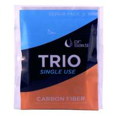 Dr Sails Trio - Kit De Fibre De Carbone - Usage Unique
