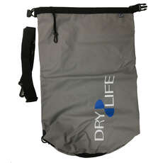 Dry Dry 30L Tube Dry Bag - Grey