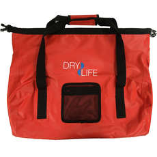 Dry Life 40L Holdall Dry Bag - Red