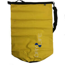 Dry Dry 60L Tube Dry Bag - Yellow