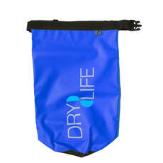 Dry Life 5L Dry Bag & Shoulder Strap - Azul