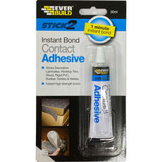 Everbuild Instant Bond Contact adhesive - 30ml