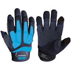 Forward Sailing WIP IMPACT Gloves - Blue