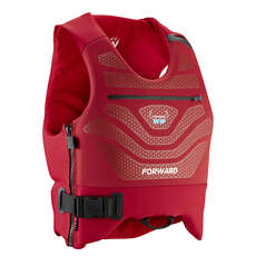 Forward Sailing FLOW NEO 50N Impact Vest / Buoyancy Aid - Red