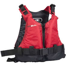 Gul Recreation Buoyancy Aid - Black/Red