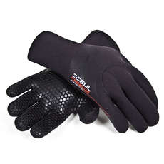 Gul Power 3mm Wetsuit Gloves 2018 - Black