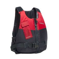Gul Gamma 50N Buoyancy Aid - Red/Grey
