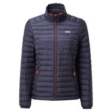 Gill Womens Hydrophobe Down Jacket - Navy