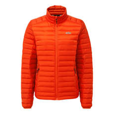 Gill Womens Hydrophobe Down Jacket - Orange