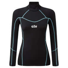 Gill Womens Hydrophobe Top - Black