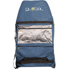"Global Sx3 Triple Bodyboard Bag / Backpack - 42 ""- Navy"