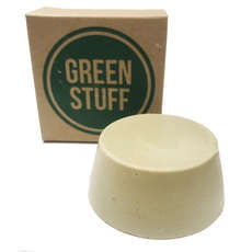Green Stuff Eco Surfboard Wax [Cada Uno]