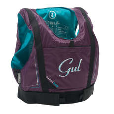 Gul GARDA 50N Junior Buoyancy Aid 2017 - Italian Plum