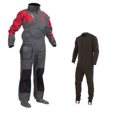 Gul Junior SHADOW Eclip Drysuit 2017 - FREE UNDERSUIT