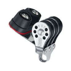 Harken 230 Triple Micro 22Mm Bloque W / Cam Grapa