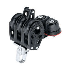 Harken 347 29Mm Triple Carbo Block - Becket, Taquet