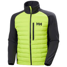 2020 Helly Hansen Hp Insulator Jacket - Azid Lime - 34029