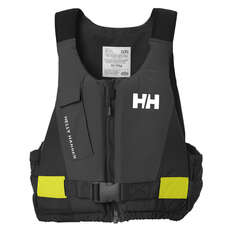 Helly Hansen Junior Rider Vest Buoyancy Aid  - Ebony