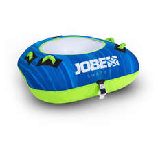 Jobe Swath 1 Person Towable  - Blue/Green