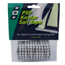 Psp Kevlar Tape 75Mm X 1.5M - Negro