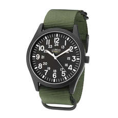 Limit Mens Military Style Analogue Watch - Green