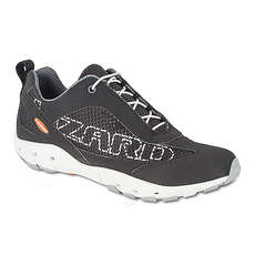 Lizard Crew Deck Shoes - Black