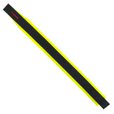 Marine 13 Laser Padded Toe Strap / Hiking Strap - Neon Yellow / Black
