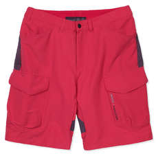 Musto Evolution Performance UV Shorts - True Red