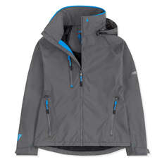 Musto Womens Sardinia BR1 Jacket 2020 - Charcoal/Brilliant Blue
