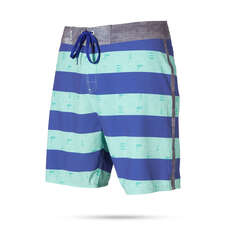 Mystic Kitesurfing Boardshort 2016 - Lighthouse 18 Blue